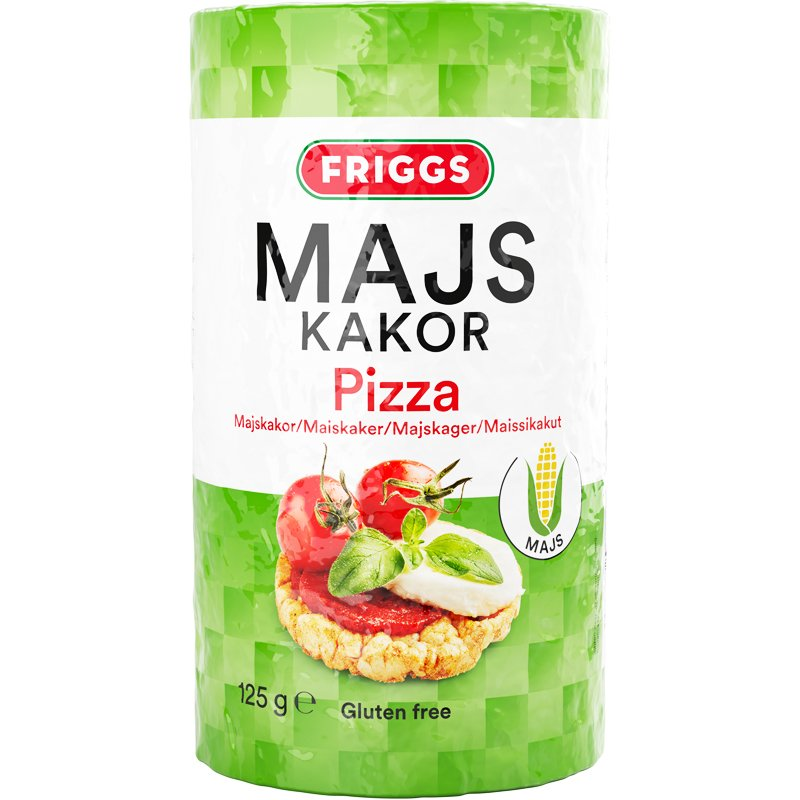Maissikakut Pizza - 40% alennus