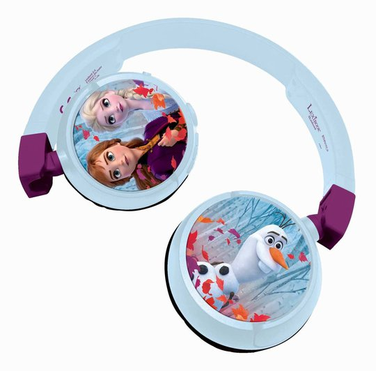 Disney Frozen Trådløst Headset Sammenbrettbar
