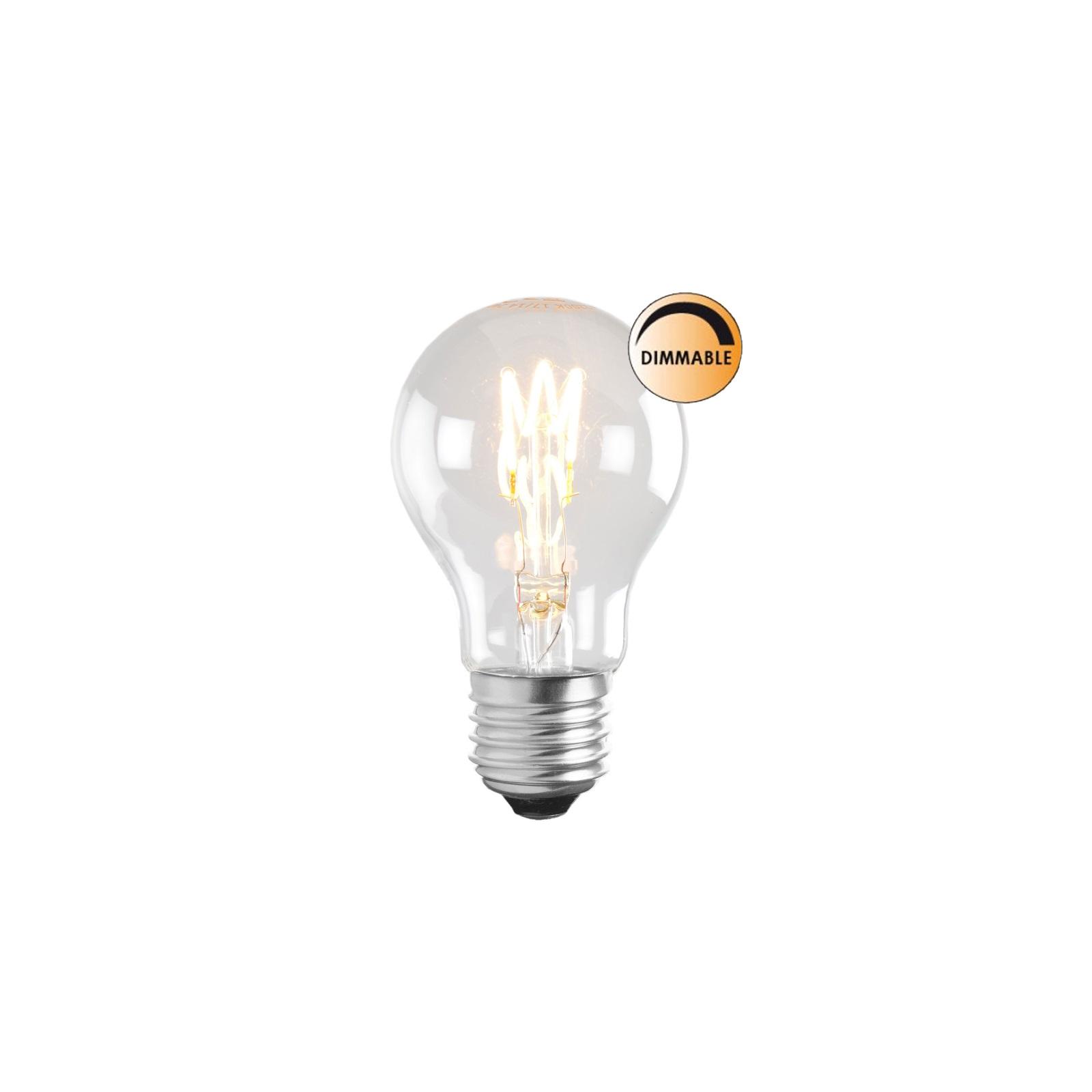 Dimbar LED lampa L203, Globen Lightning