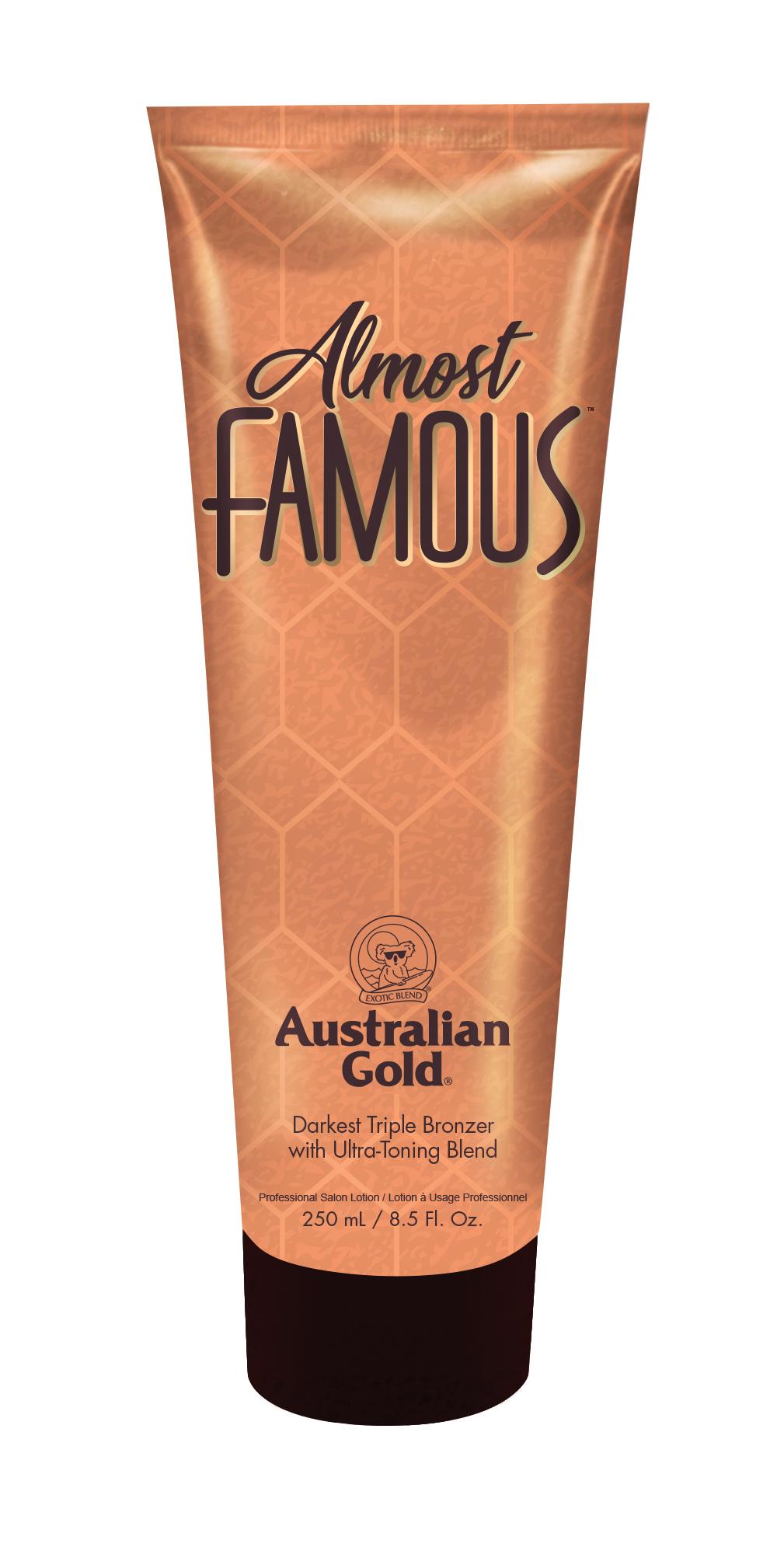 Australian Gold - Almost Famous Bronzer 250 ml