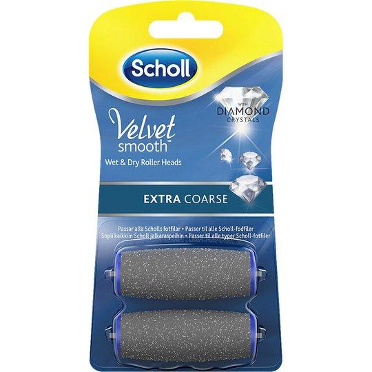 Velvet Smooth Refill Diamond, Scholl Jalkojenhoito