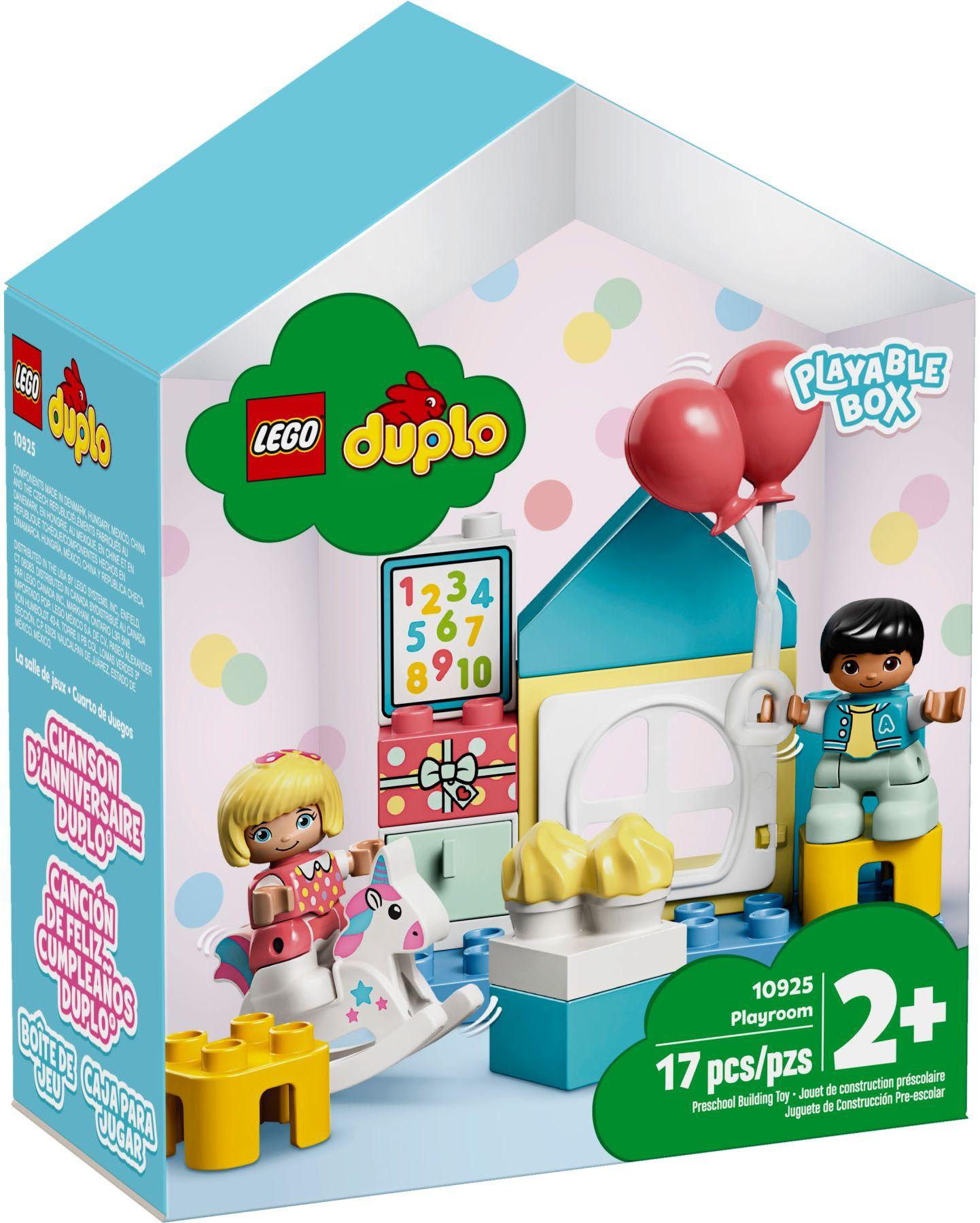 LEGO DUPLO - Playroom (10925)