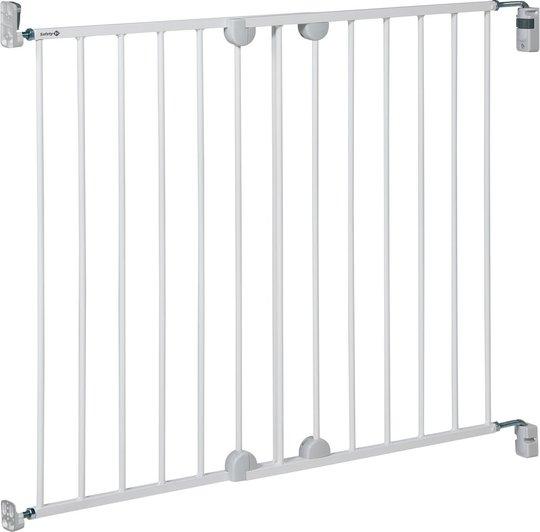 Safety 1st Wall Fix Extending Sikkerhetsgrind Metall, White