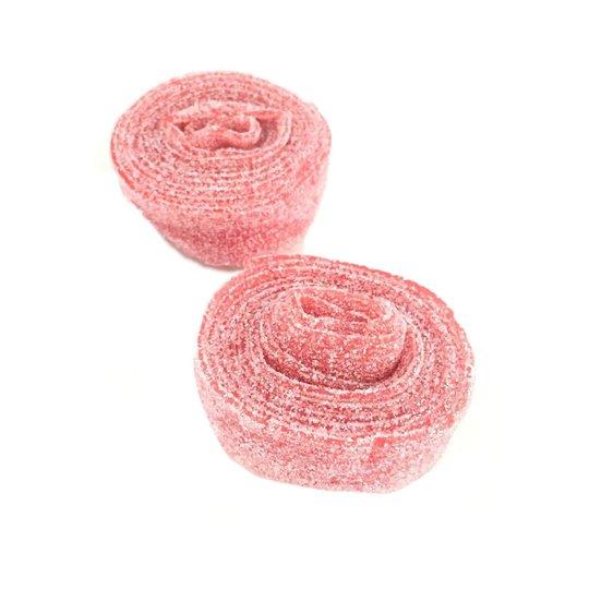 "Hel Låda Godis ""Strawberry Rolls"" 3kg - 87% rabatt"