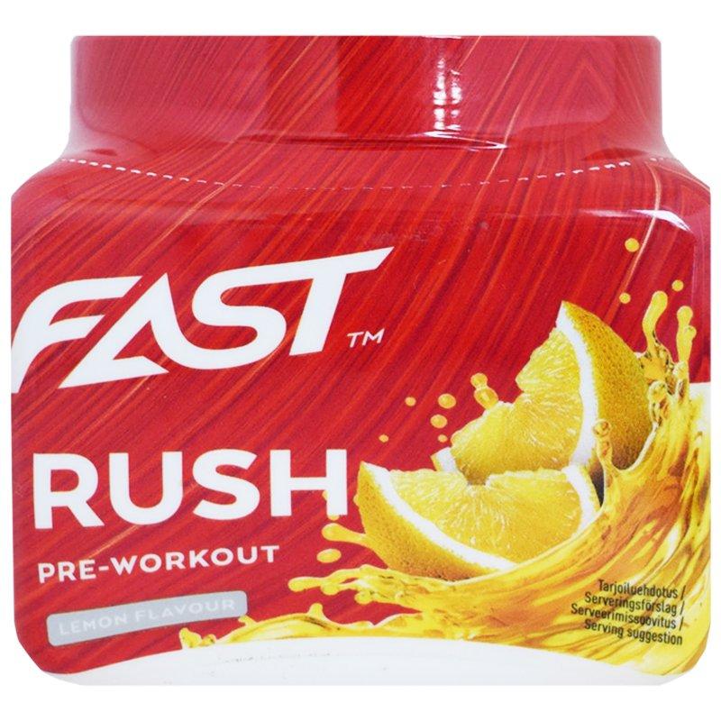 """Tehonlisääjä """"Rush Lemon"""" 110g - 64% alennus"""