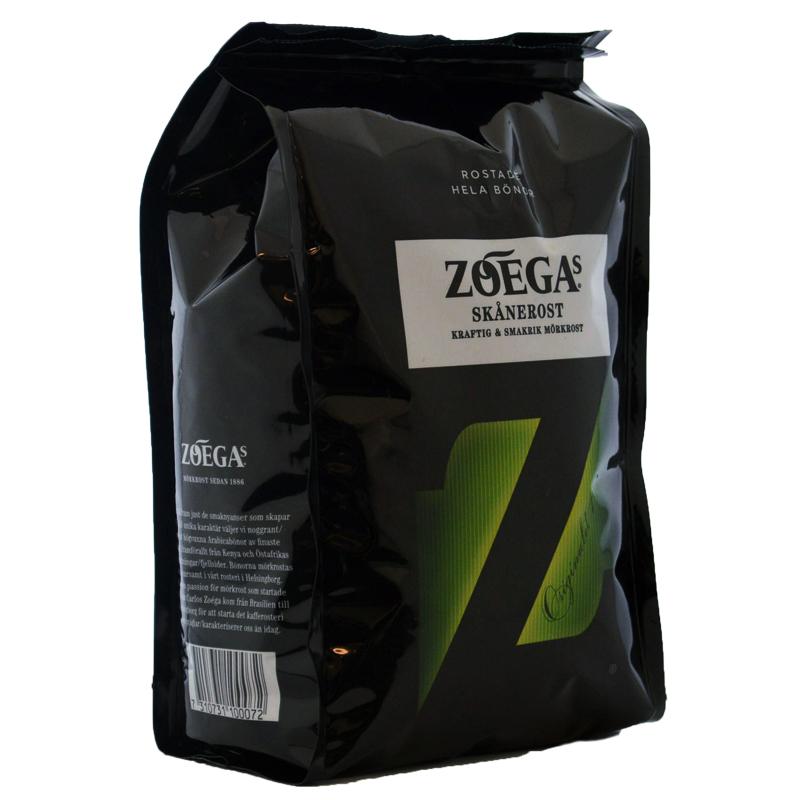 Kaffe Skånerost hela bönor - 40% rabatt