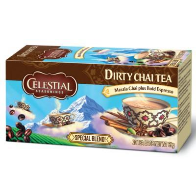 Celestial Seasonings Dirty Chai Tea