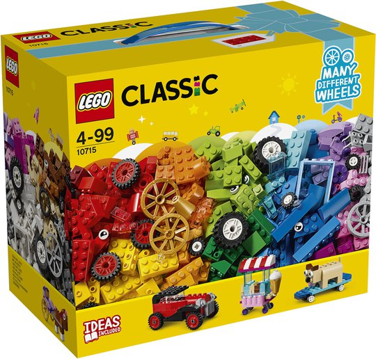LEGO Classic 10715 Klosser På Vei