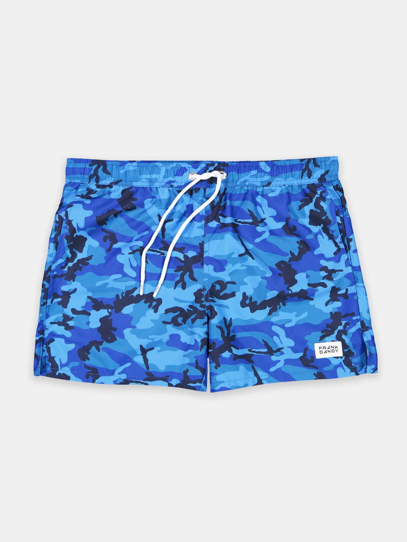 Frank Dandy Camo Swim Shorts