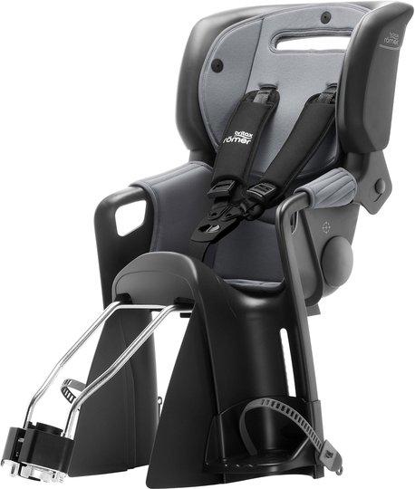 Britax Römer Jockey³ Comfort Sykkelsete, Black/Grey