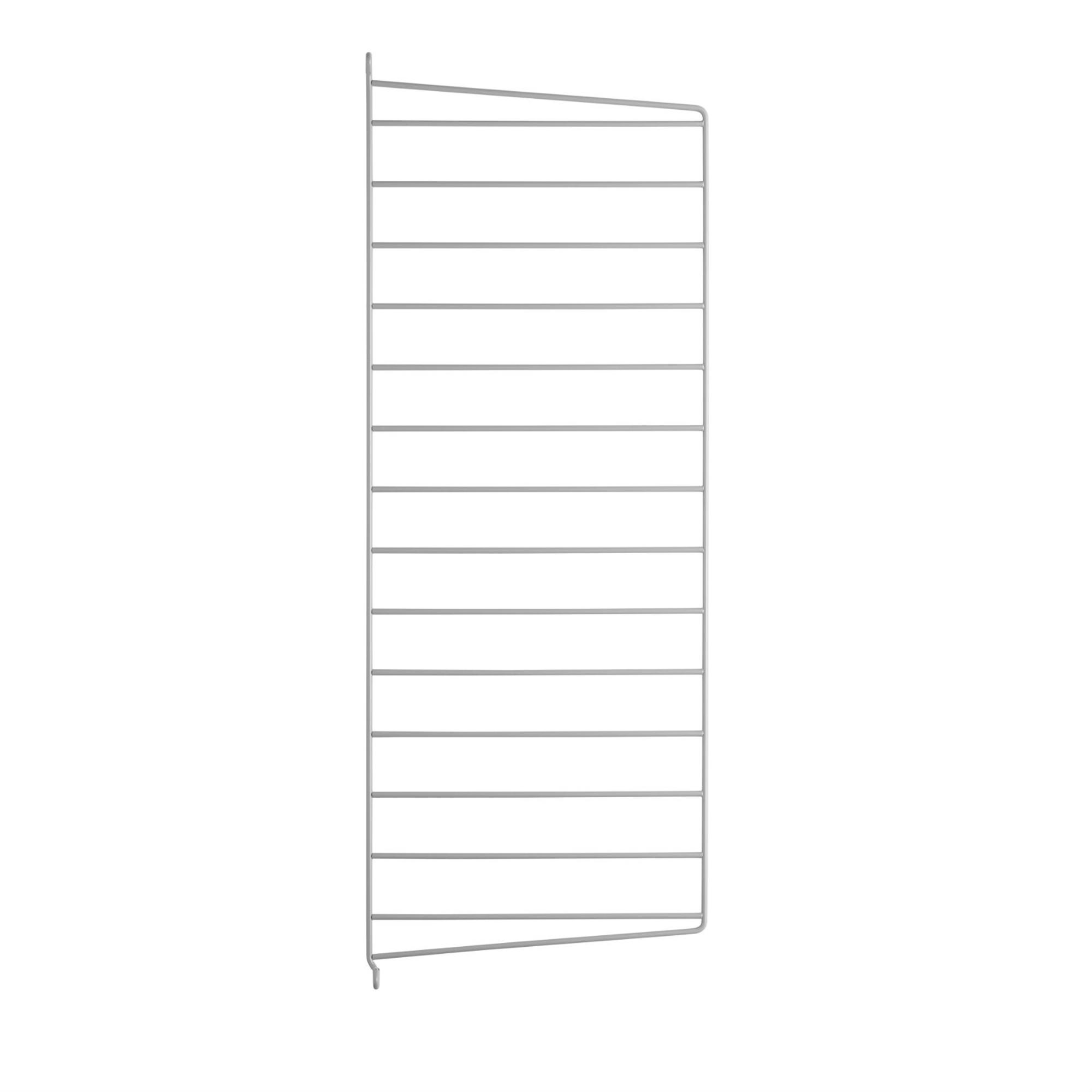 String Väggavel 75x30 1-p grå