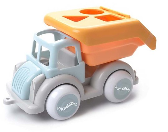 Vikingtoys Tippbil med Pickup-boks Ecoline