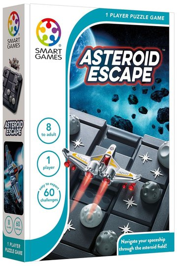 Smart Games Spill Asteroid Escape