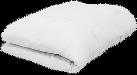 Cura Pearl 5 kg Vektdyne 135x200 cm Hvit (Tyske mål)
