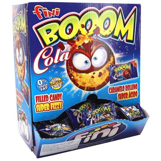 Tuggummi Boom Cola 200-pack - 48% rabatt