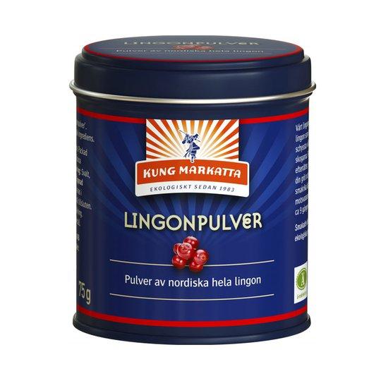 Eko Lingonpulver - 48% rabatt