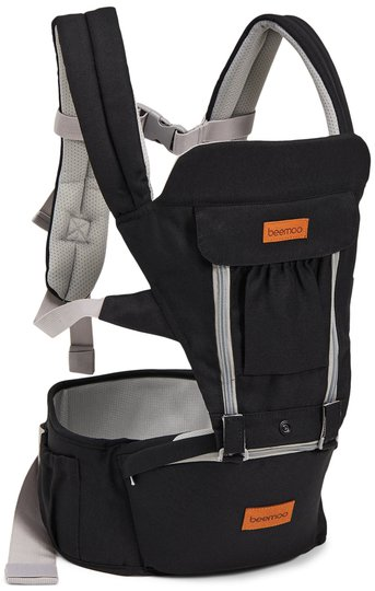 Beemoo Carry Comfort Adjust, Black