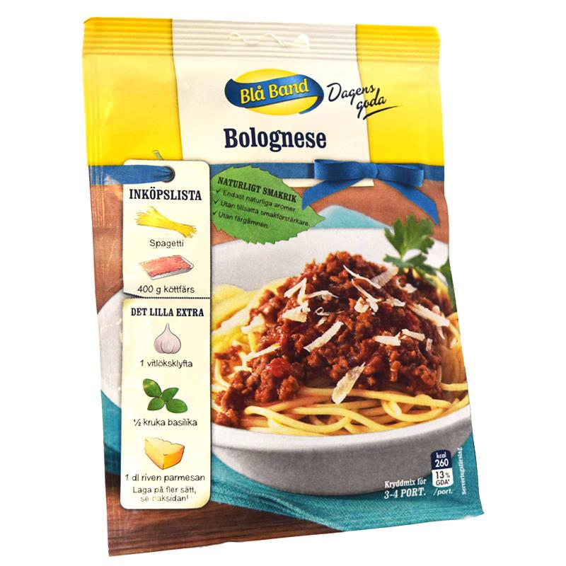 """Kryddmix """"Bolognese"""" - 75% rabatt"""