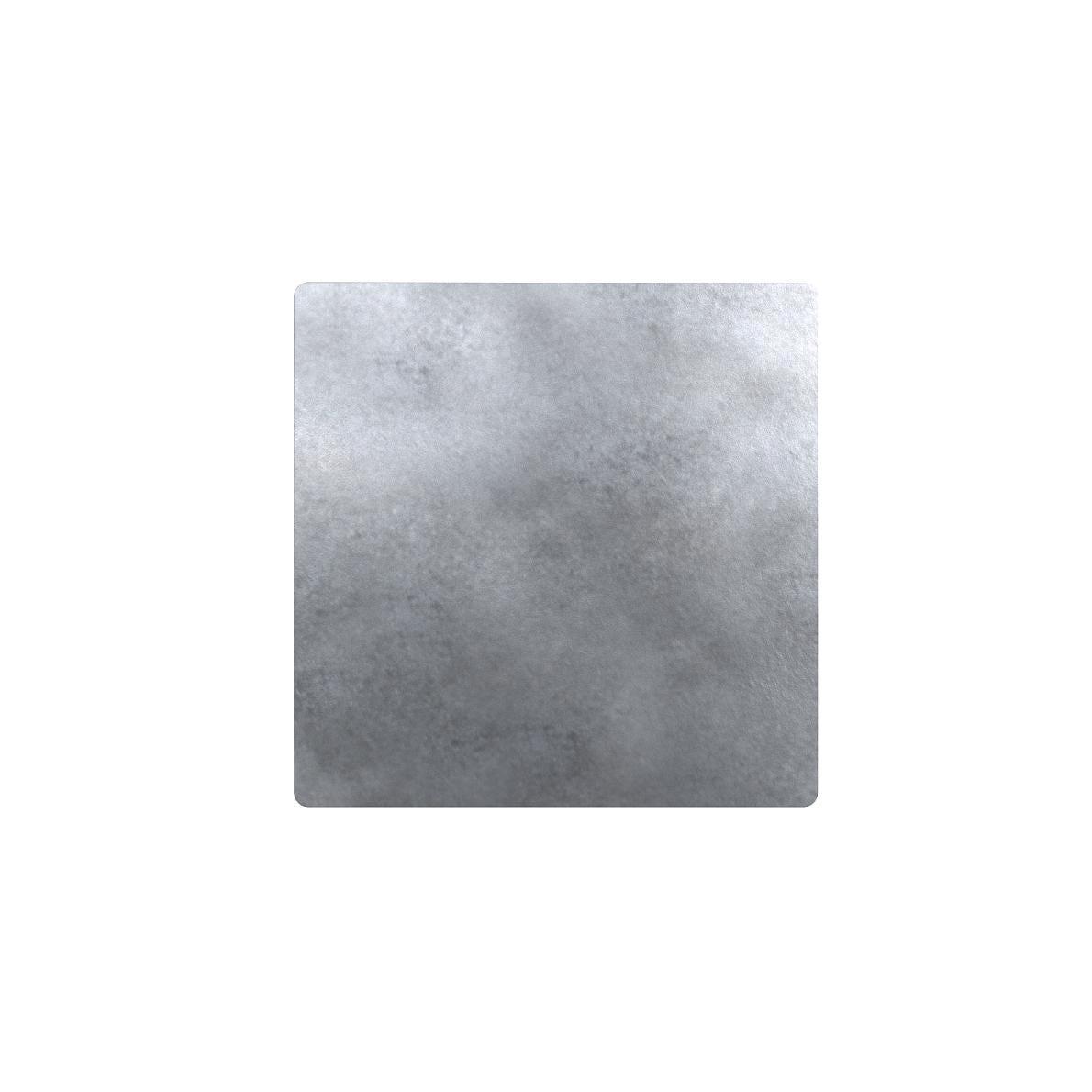 Nordlux Vegglampe Quadro Disc Galvanized