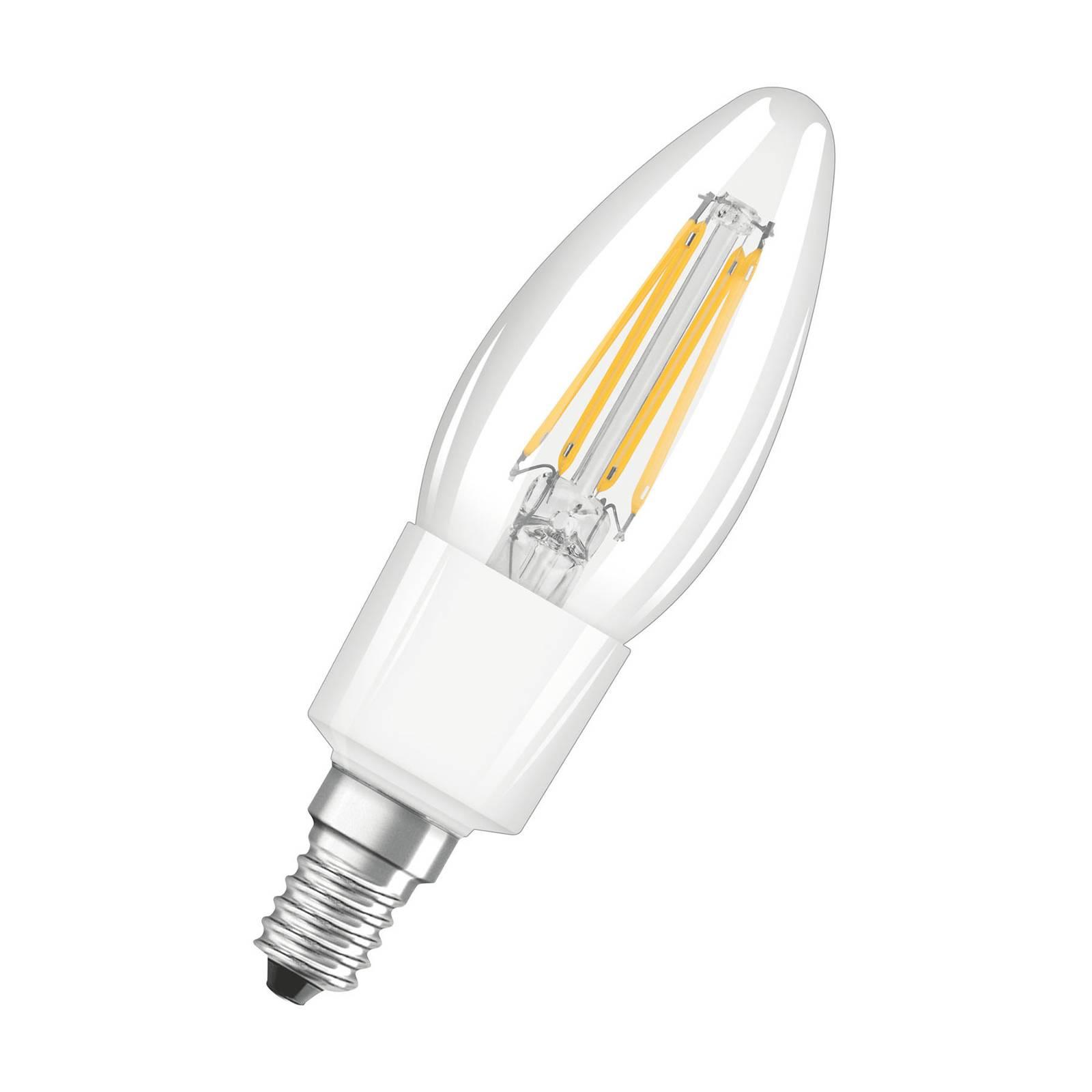 LEDVANCE SMART+ Bluetooth E14 kynttilä 4W 2700K