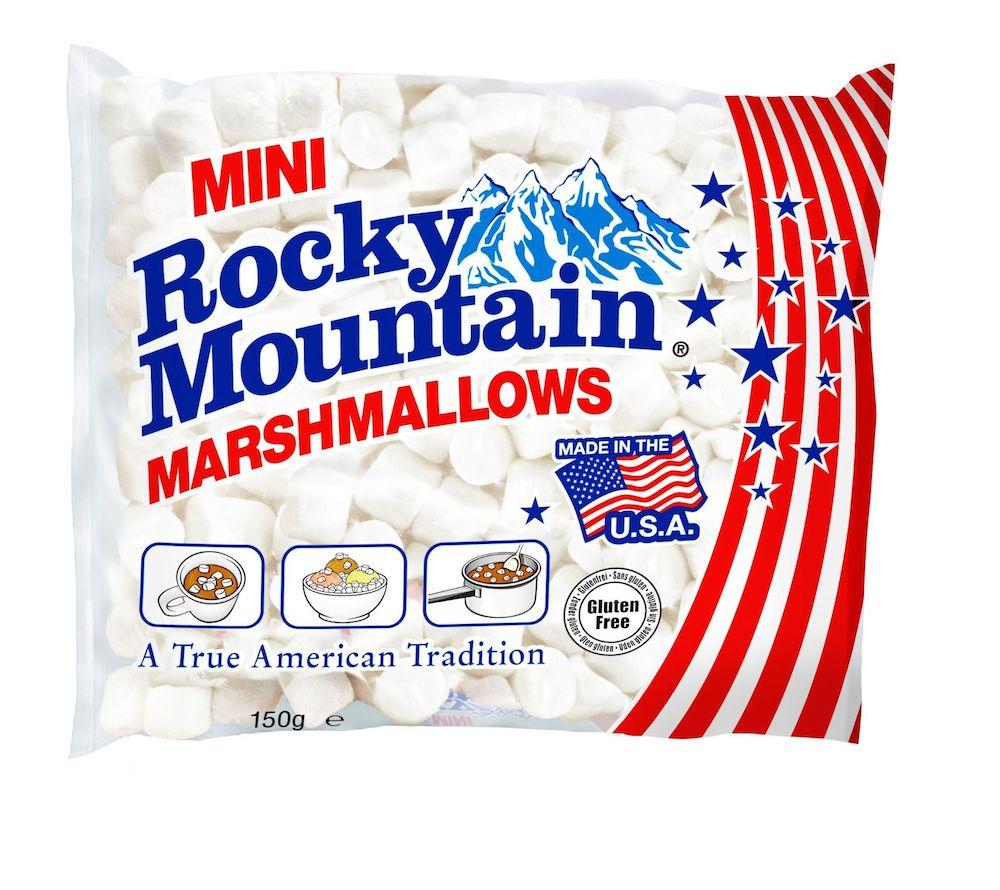 Mini Rocky Mountain Marshmallows 150g