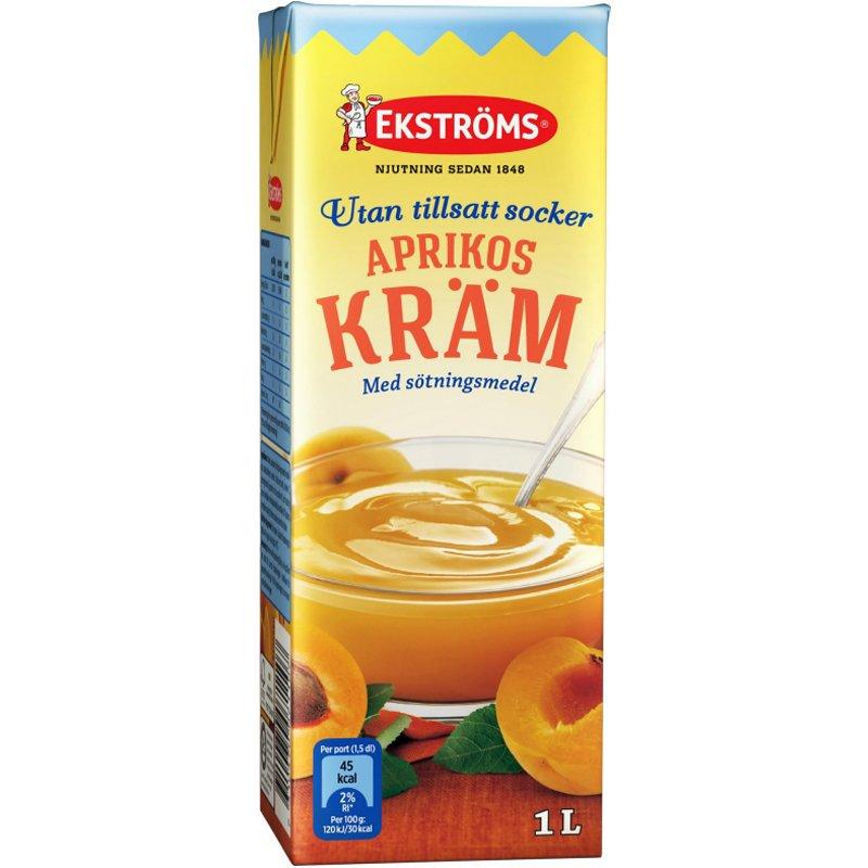 Aprikoskräm Extra Prima - 13% rabatt