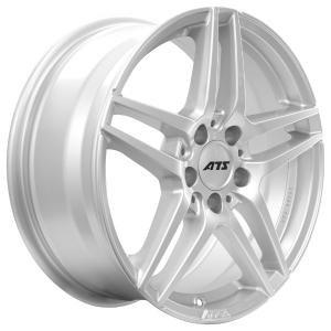 ATS Mizar Silver 6.5x16 5/112 ET38 B66.5