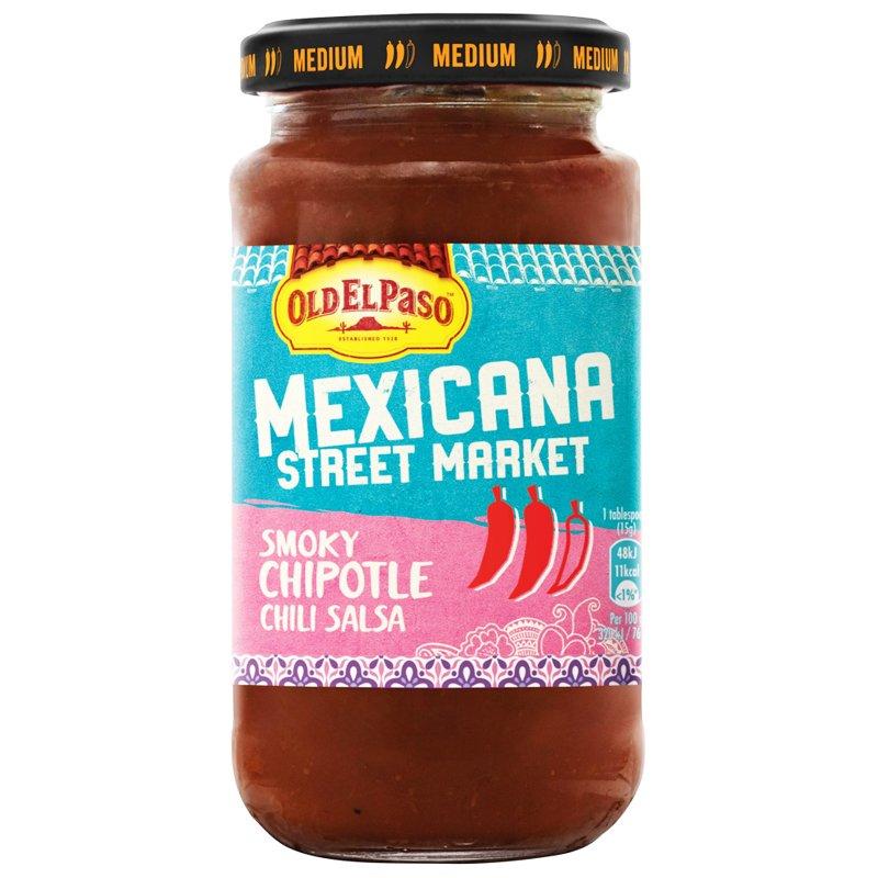 Smoky Chipotle Chili Salsa - 33% alennus