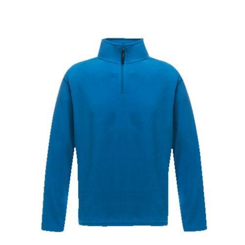Regatta Men's Half Zip Fleece Various Colours T_TRF549 - Oxford Blue S