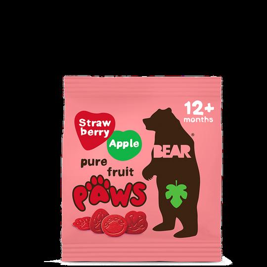 Paws Jordgubb & Äpple, 20 g