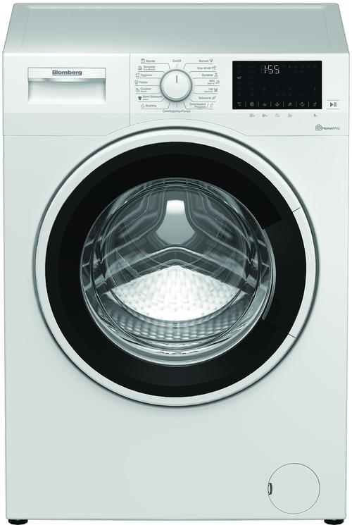 Blomberg Bwg496w5 Tvättmaskin - Vit