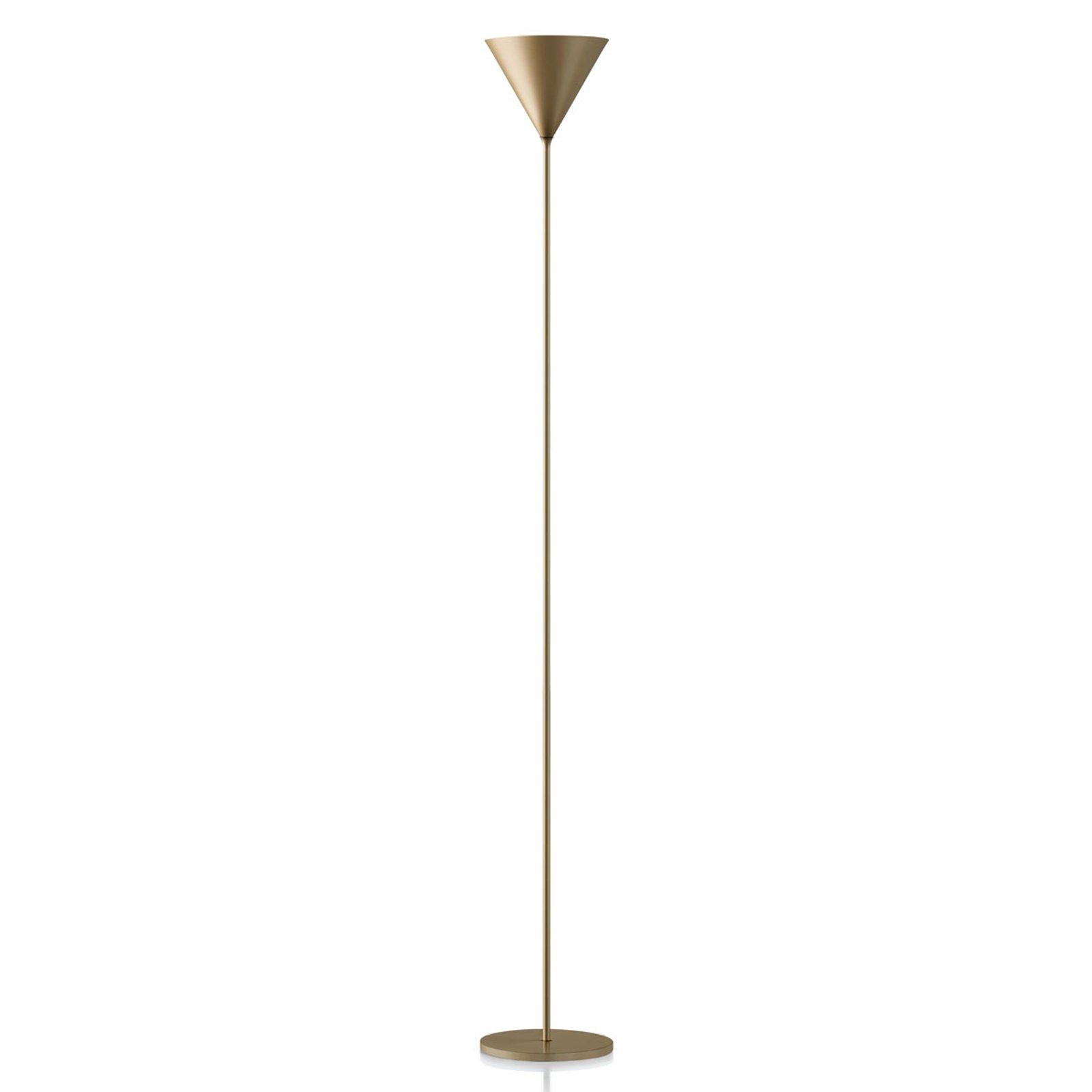 Modo Luce ABC Single gulvlampe matt gull