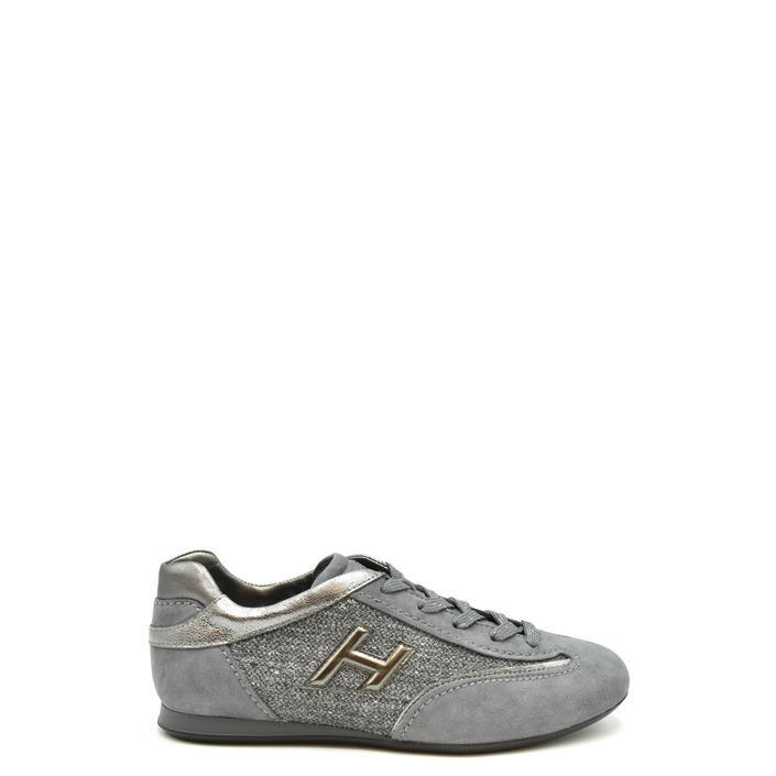 Hogan Women's Trainer Grey 186074 - grey 35