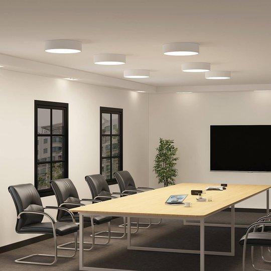 Arcchio Noabelle LED-taklampe, hvit, 40 cm