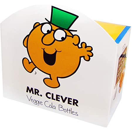 Mr Clever Veggie Cola Bottles 140g