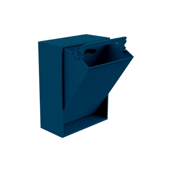 ReCollector - Recycling Box - Deep Dive Blue