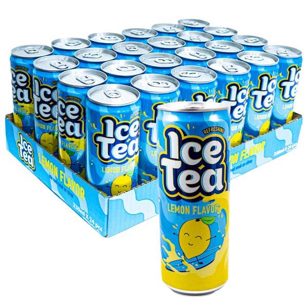 Ice Tea Lemon 33 cl x 24 st