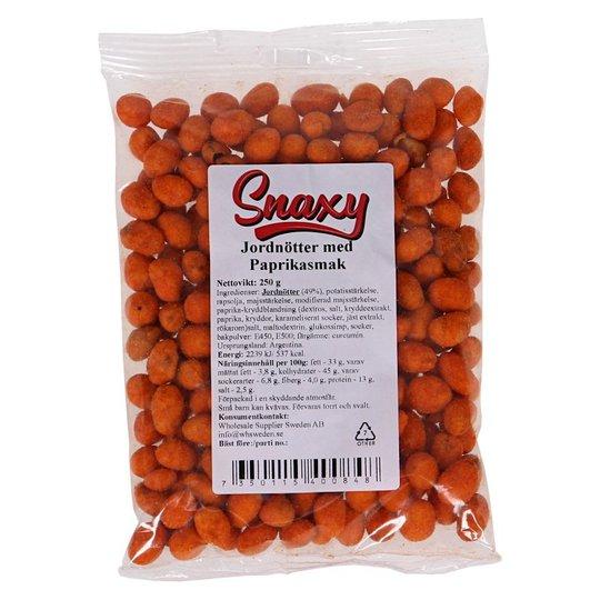 Crispy Coated Peanuts Paprika - 26% rabatt