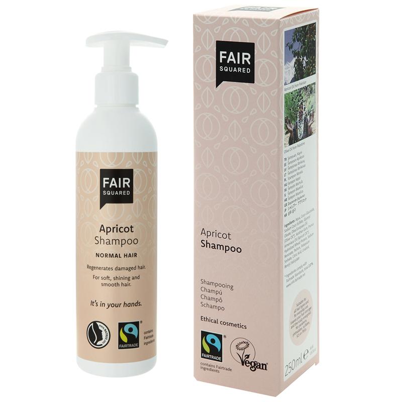 Shampoo Aprikoosi - 68% alennus