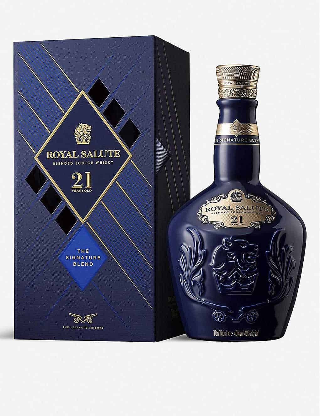 Royal Salute 21 Year Old Gift Box 70cl