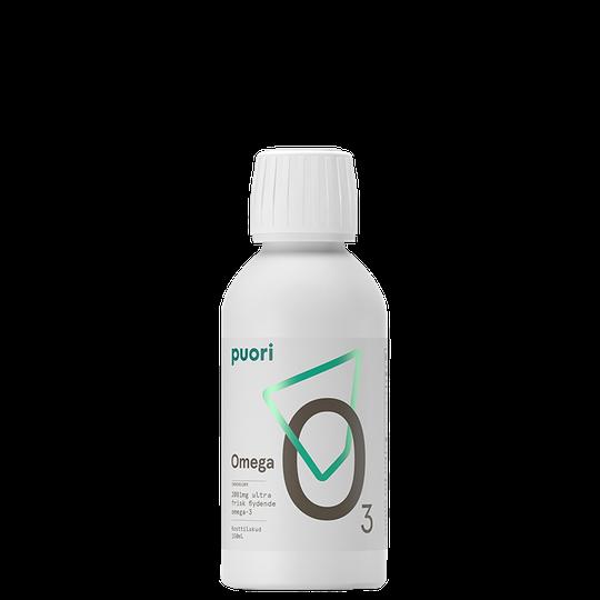 Puori O3 Nestemäinen Omega-3, 150 ml