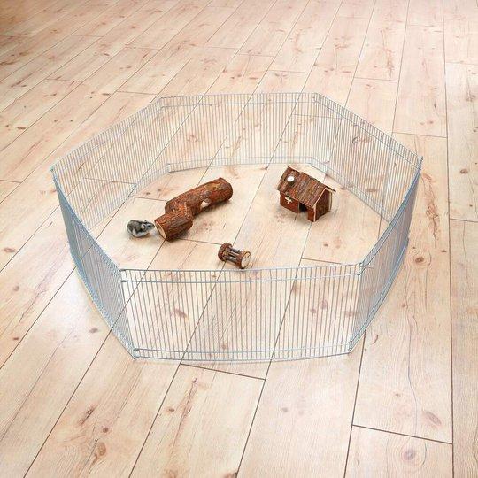 Inomhushage till hamster