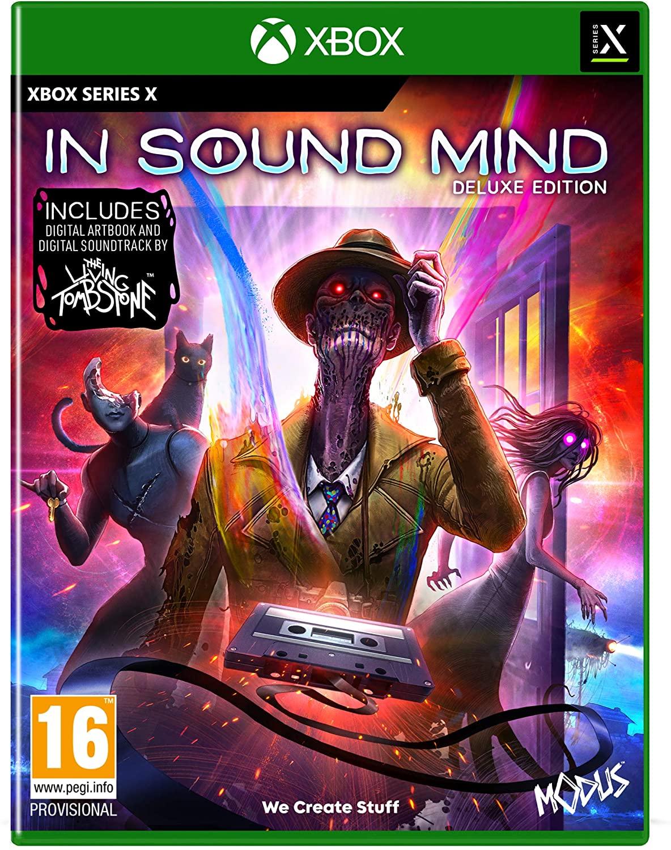 In Sound Mind: Deluxe Edition (XONE/XSERIESX)
