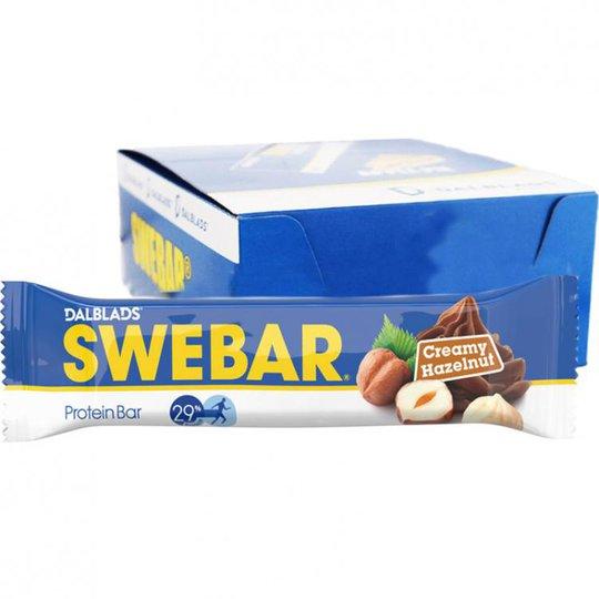 Proteiinipatukat Suklaa & Hasselpähkinä 15kpl - 44% alennus