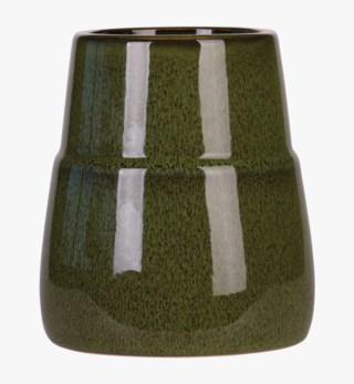 Chimney maljakko oliivinvihreä