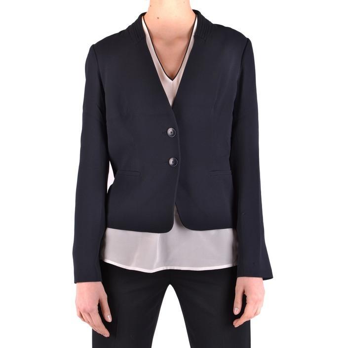 Armani Jeans Women's Blazer Blue 160832 - blue 38
