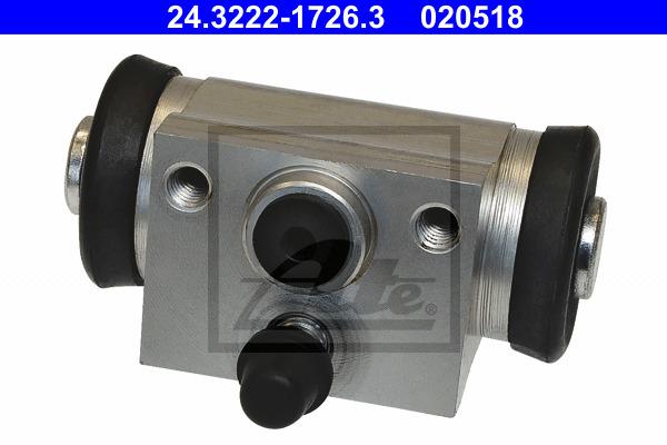Jarrusylinteri ATE 24.3222-1726.3