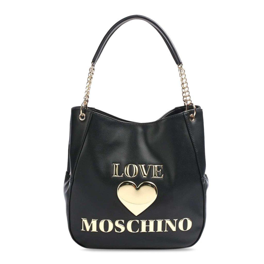 Love Moschino Women's Shoulder Bag Various Colours JC4169PP1DLF0 - black NOSIZE