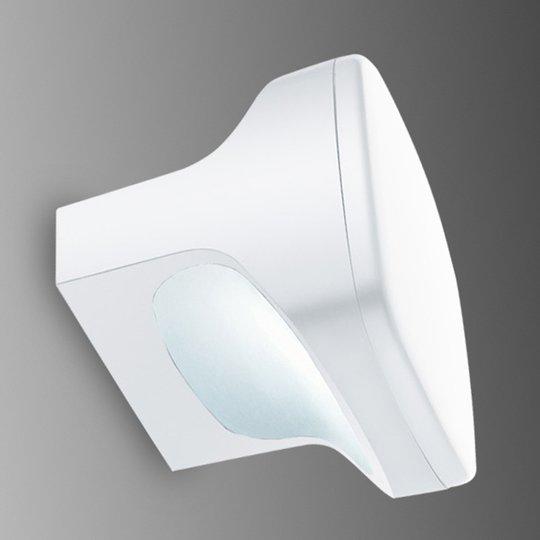 Huippumoderni Sky-LED-ulkoseinälamppu, valkoinen
