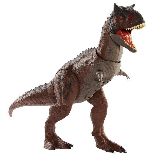 Jurassic World Animation Dino Toro Figur